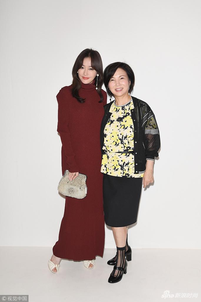 Nàng thơ châu Á tại Tuần lễ thời trang Milan 2019 9