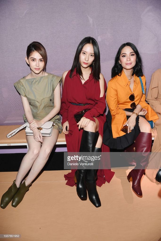 Nàng thơ châu Á tại Tuần lễ thời trang Milan 2019 15