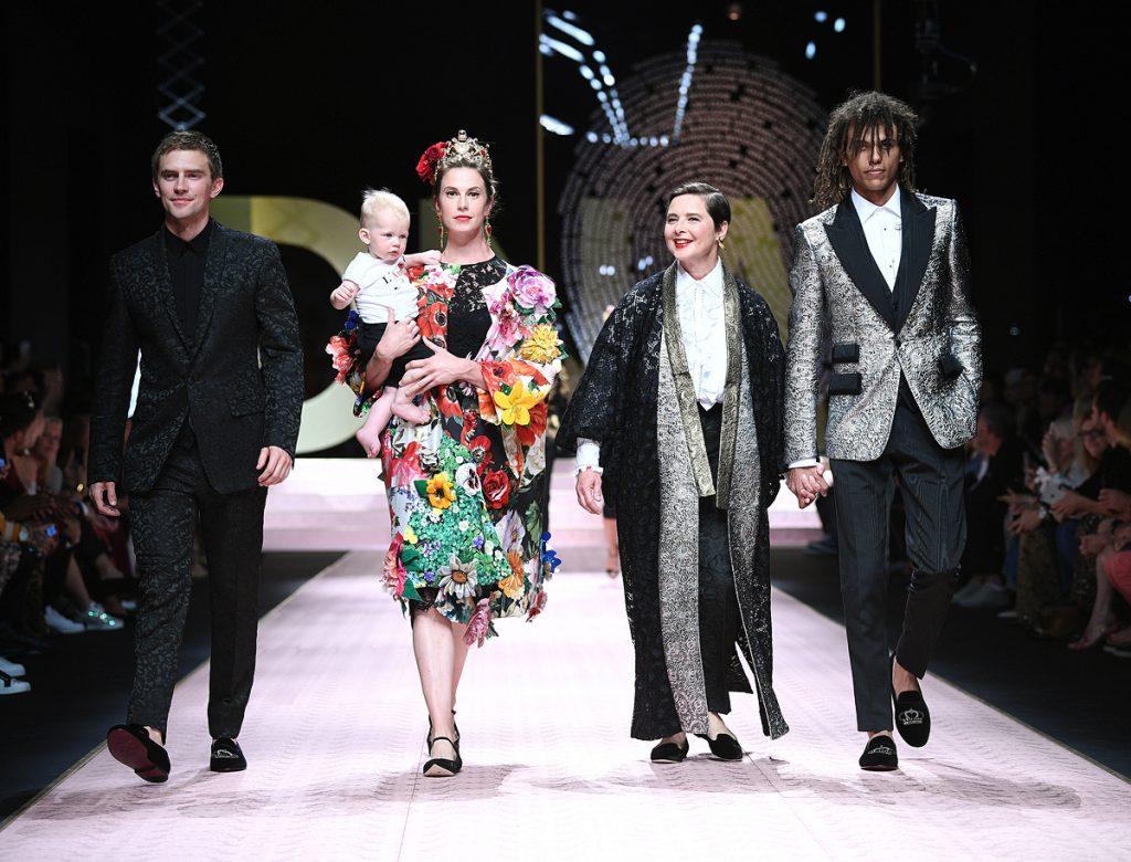 Nàng thơ châu Á tại Tuần lễ thời trang Milan 2019 22