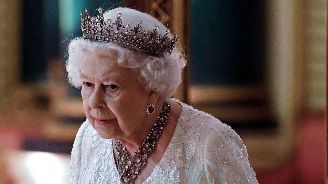 nữ hoàng elizabeth II 2