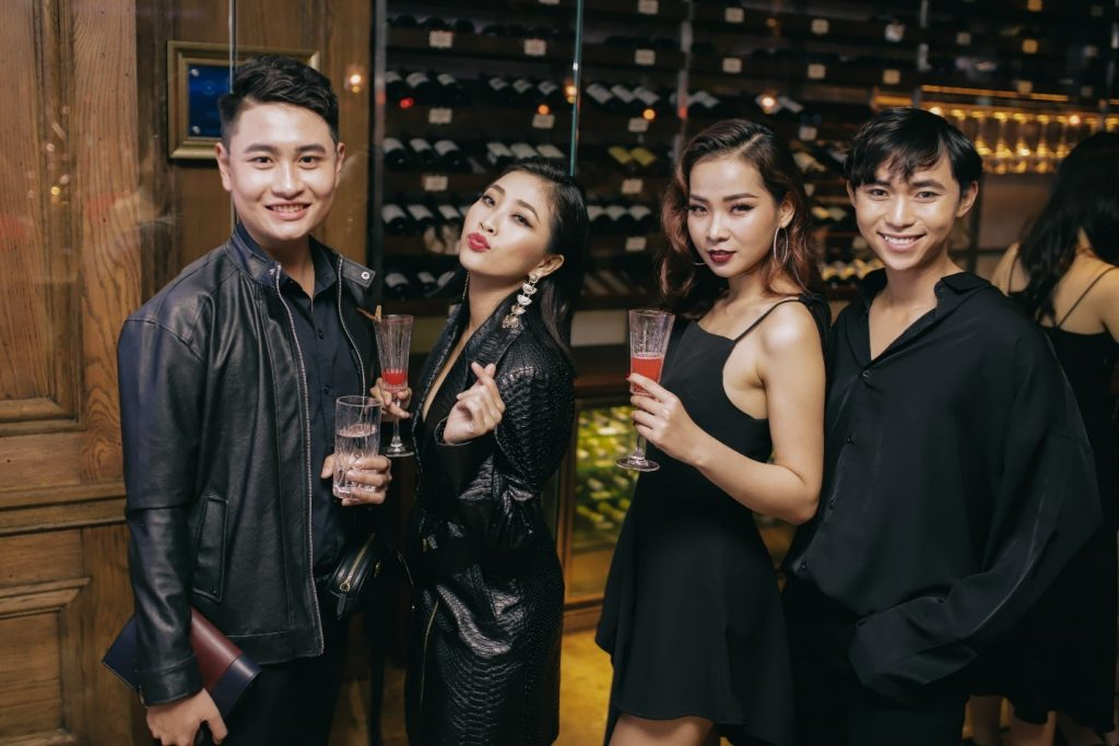 social club saigon ysl beauty