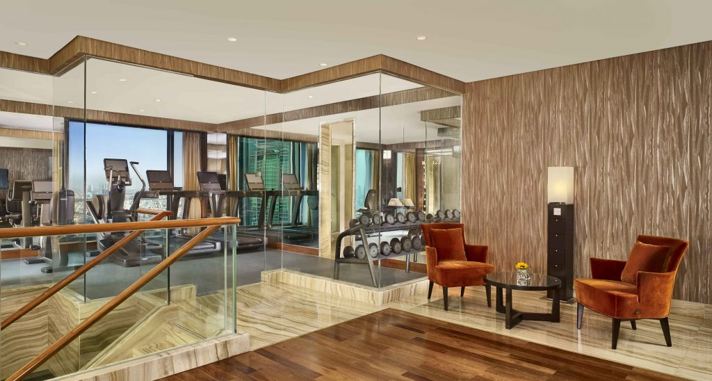 The Reverie Saigon Residential Suite - Residence Lounge