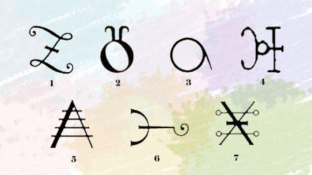 [Trắc nghiệm] Biểu tượng giả kim thuật nói gì về tiềm năng ẩn giấu của bạn?