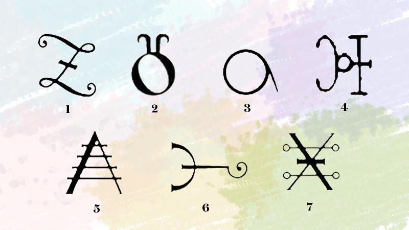 biểu tượng giả kim 0