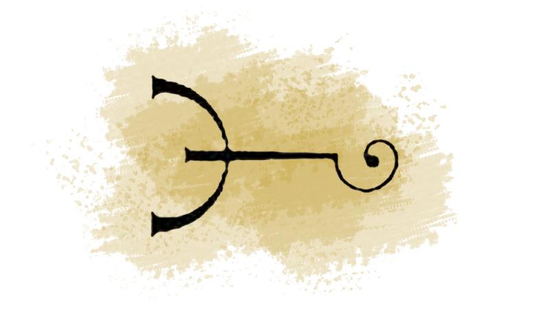 biểu tượng giả kim 6