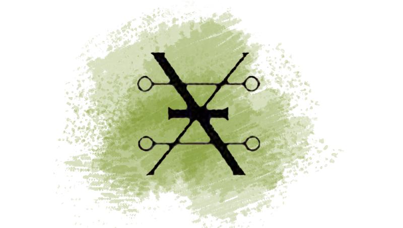 biểu tượng giả kim 7