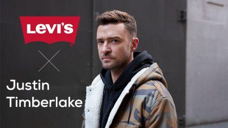 Ca sĩ Justin Timberlake bắt tay cùng thương hiệu Levi's ra mắt BST Fresh Leaves