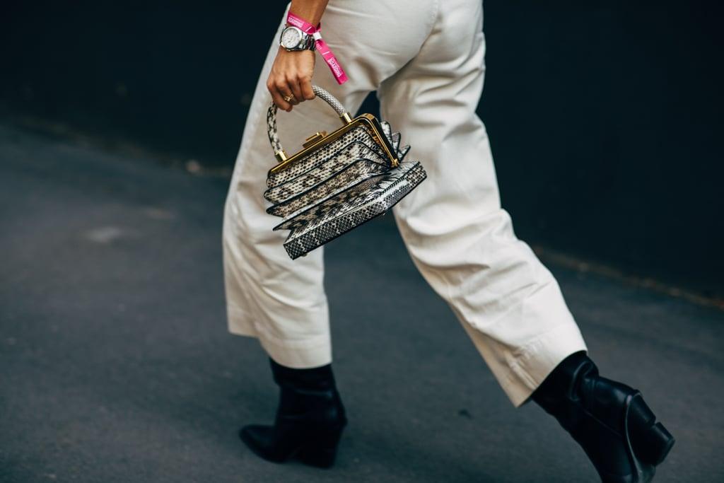 street style tuần lễ thời trang Milan phụ kiện 5