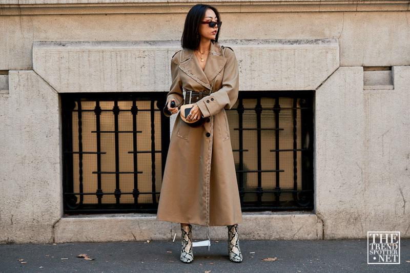 street style tuần lễ thời trang milan màu trung tính 4