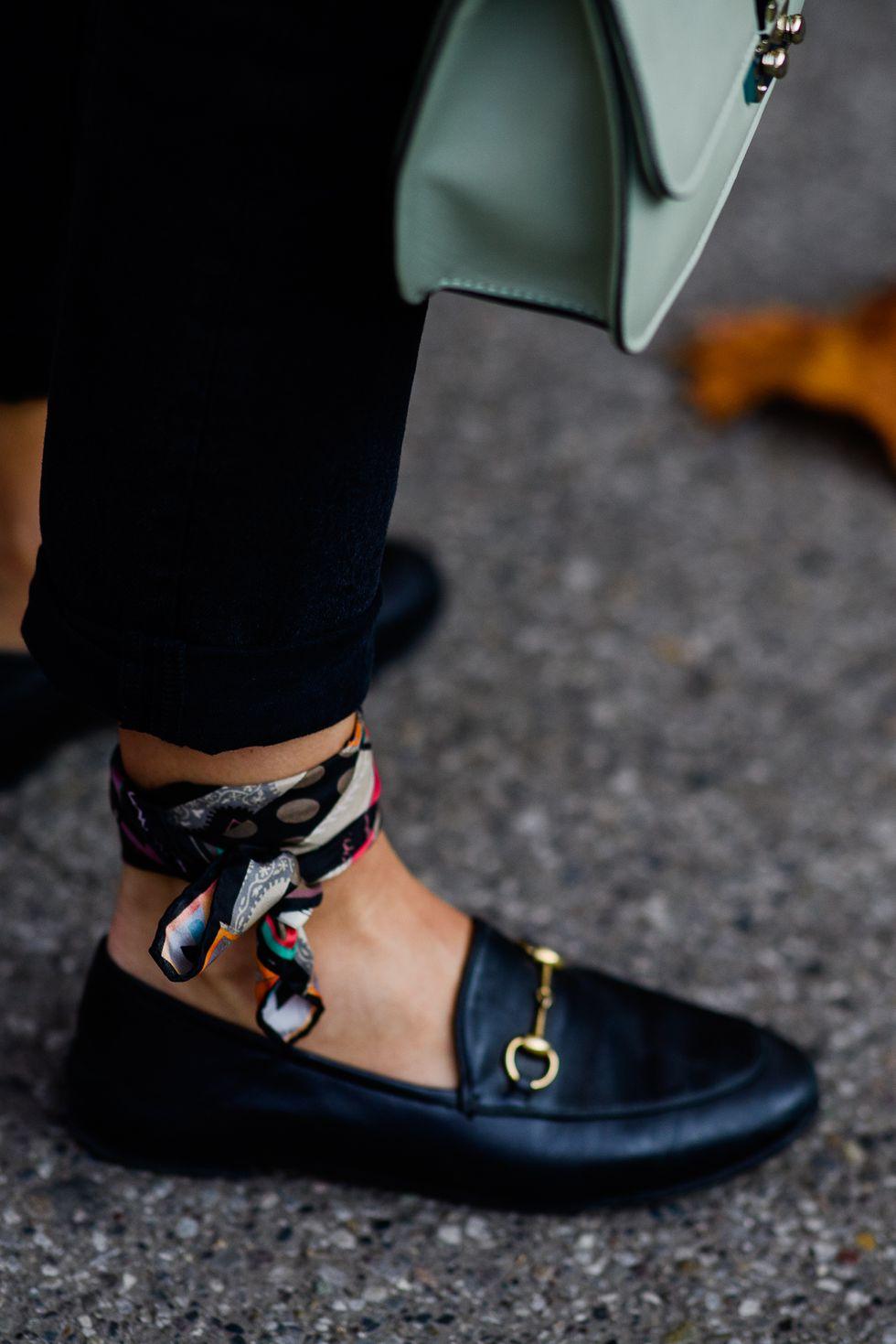 street style tuần lễ thời trang Milan phụ kiện 11