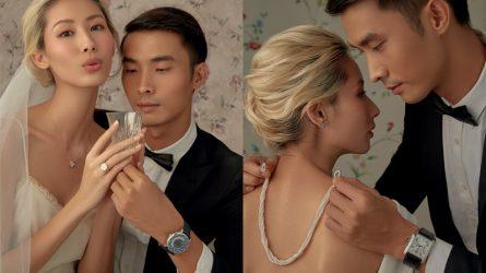 Bộ ảnh trang sức cưới: Duyên