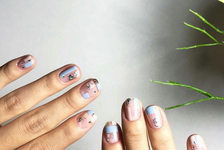 Mê mẫn với 10 kiểu móng tay đẹp cho ngày cưới 11