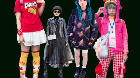 Phong cách thời trang Harajuku - góc khuất nội tâm ít người biết của giới trẻ Nhật Bản