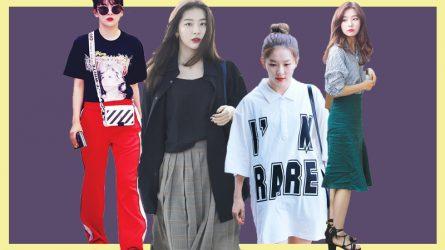 Phong cách thời trang biến hóa đa dạng của nàng