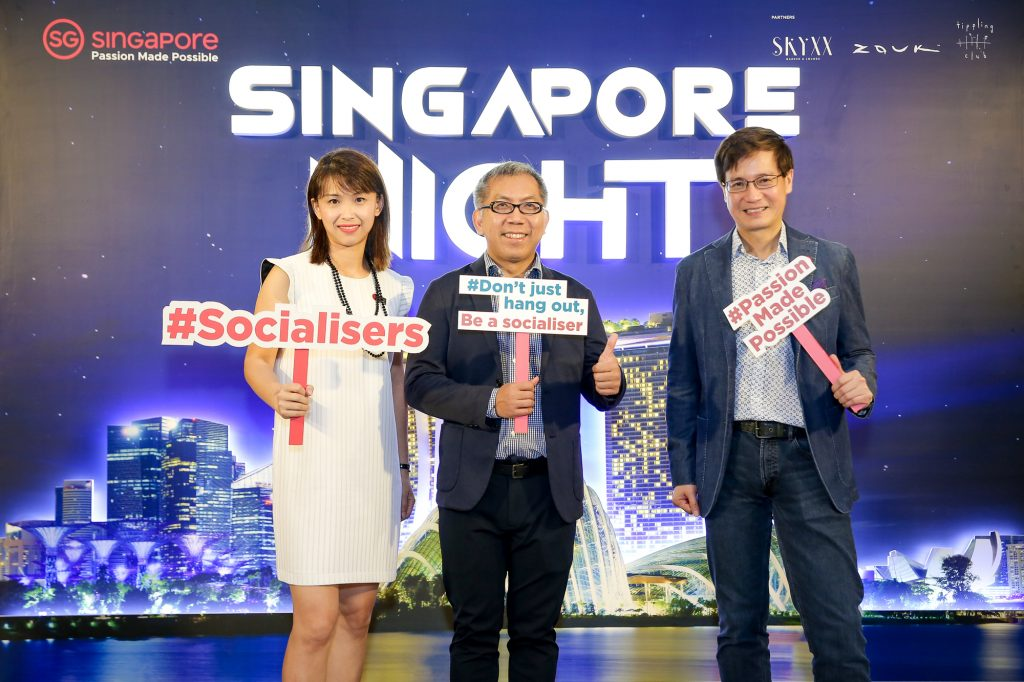 sự kiện Singapore Night