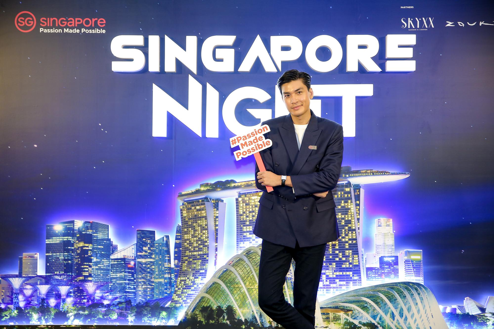 sự kiện Singapore night 2