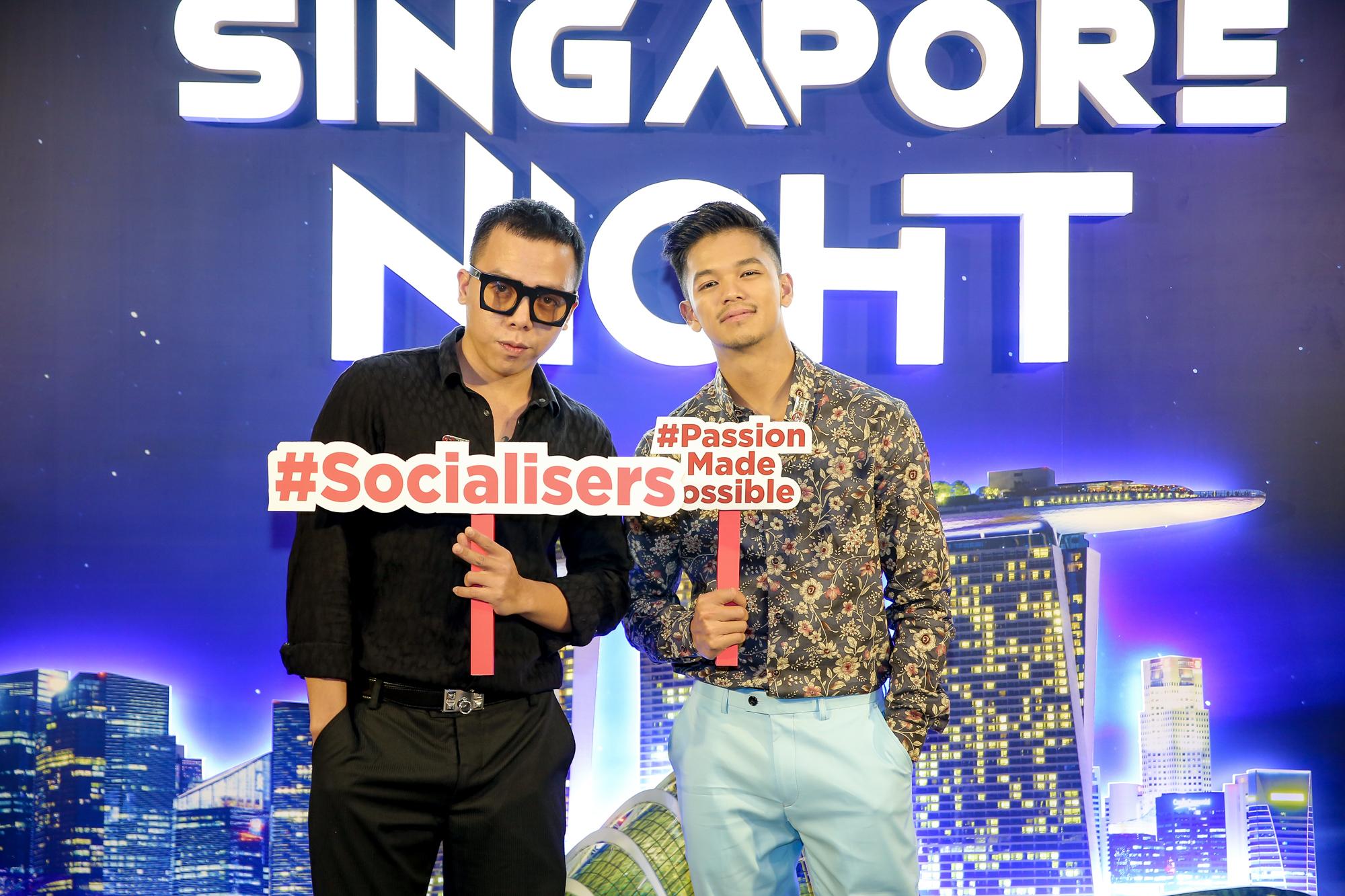 sự kiện Singapore night 5
