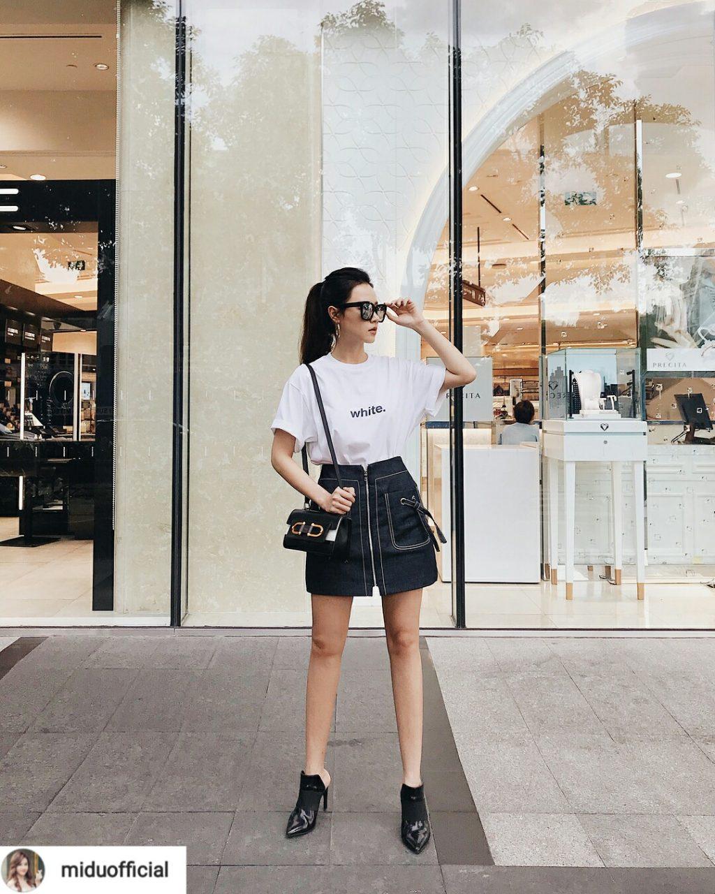 thời trang sao Việt tuần qua 10