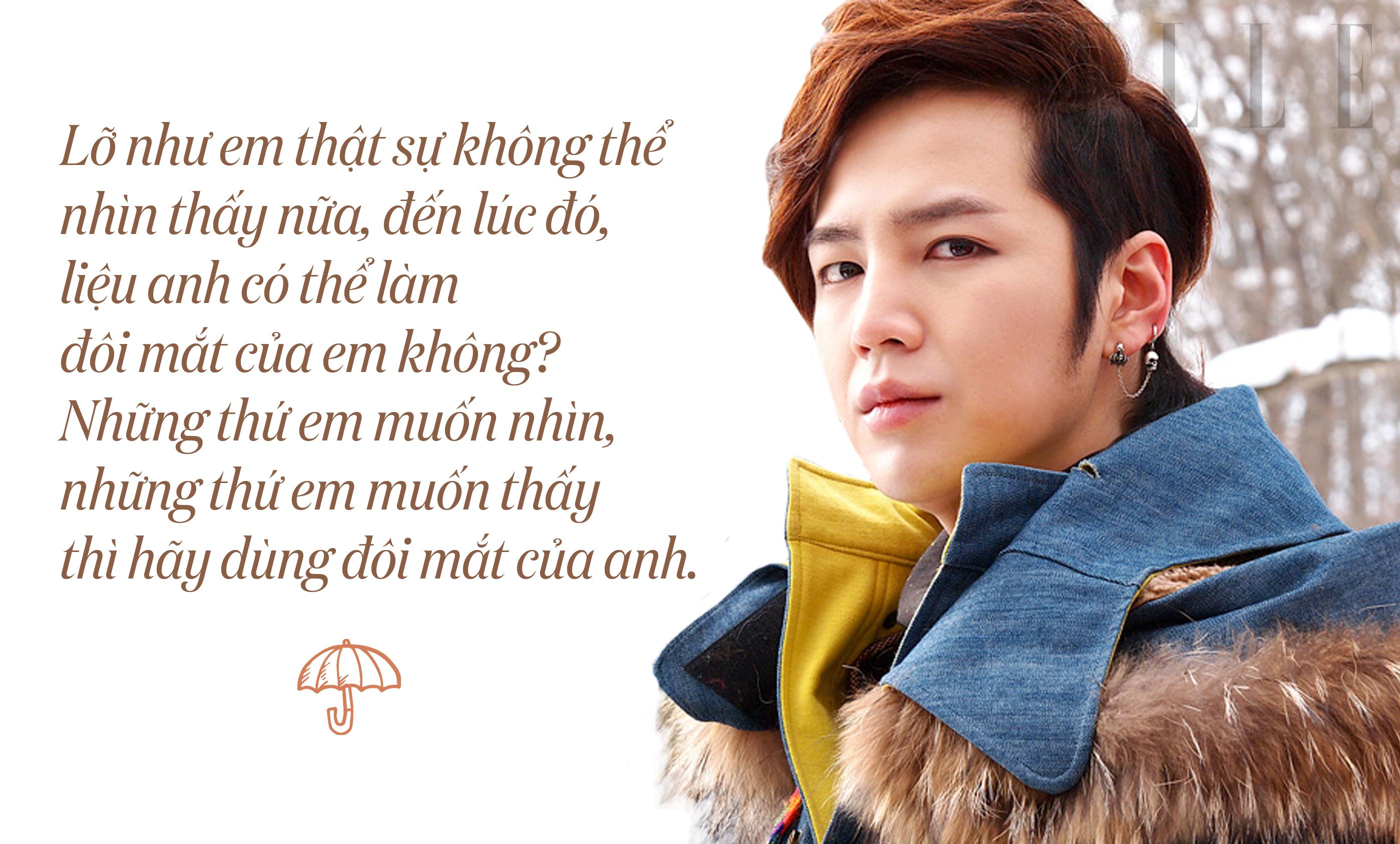 câu nói hay trong phim love rain 10