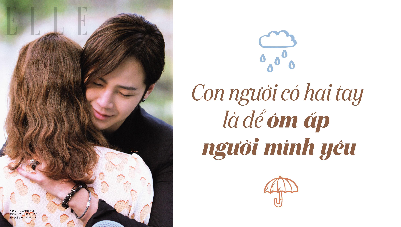 câu nói hay trong phim love rain 11