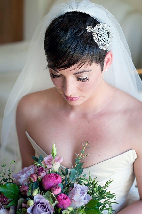 cô dâu tóc ngắn 3