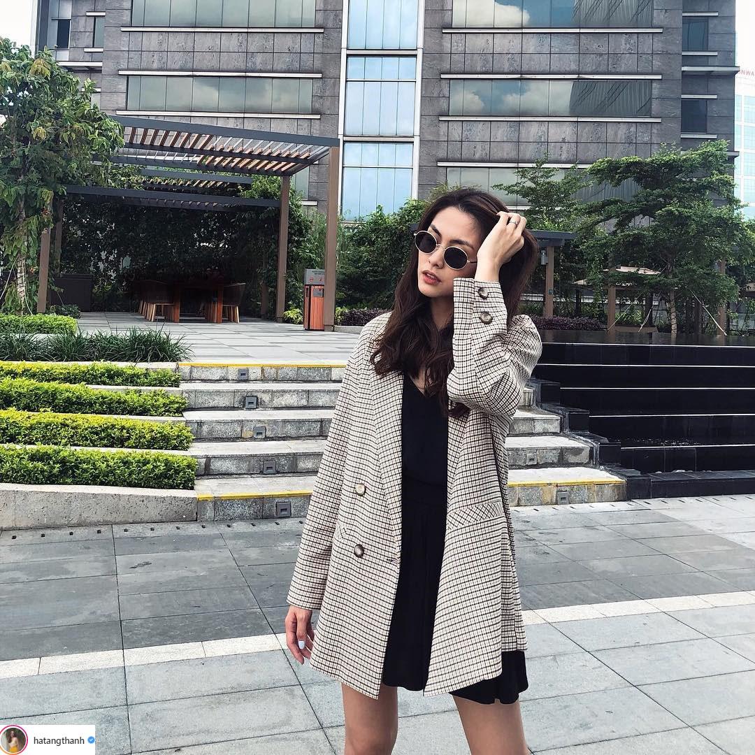 thời trang sao Việt tuần qua tăng thanh hà