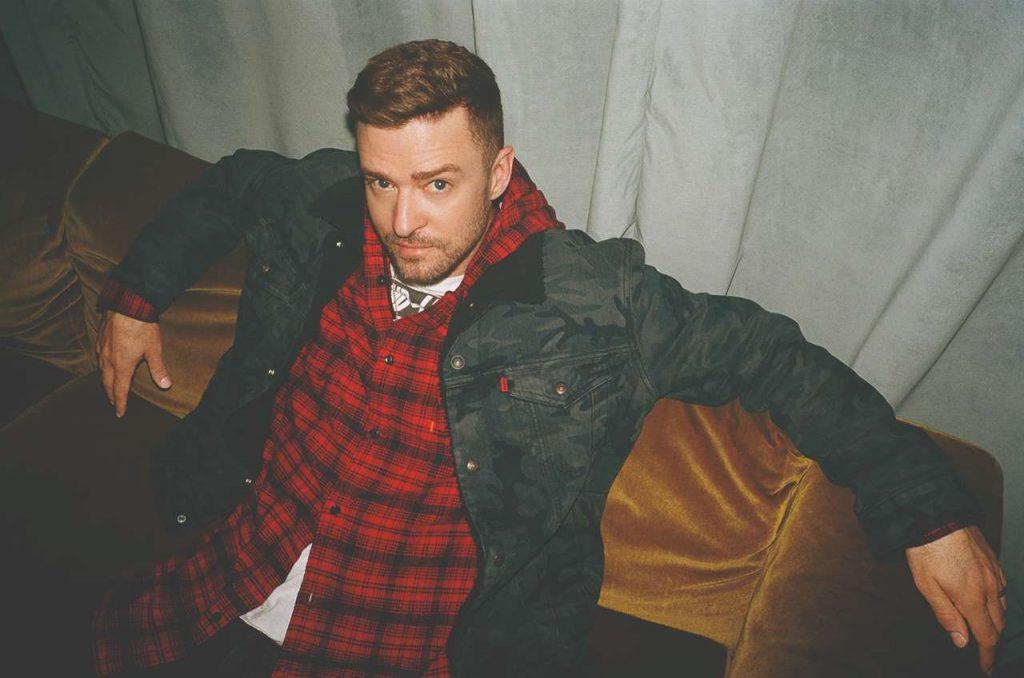 thương hiệu Levi's kết hợp cùng Justin Timberlake cho BST Fresh Leaves