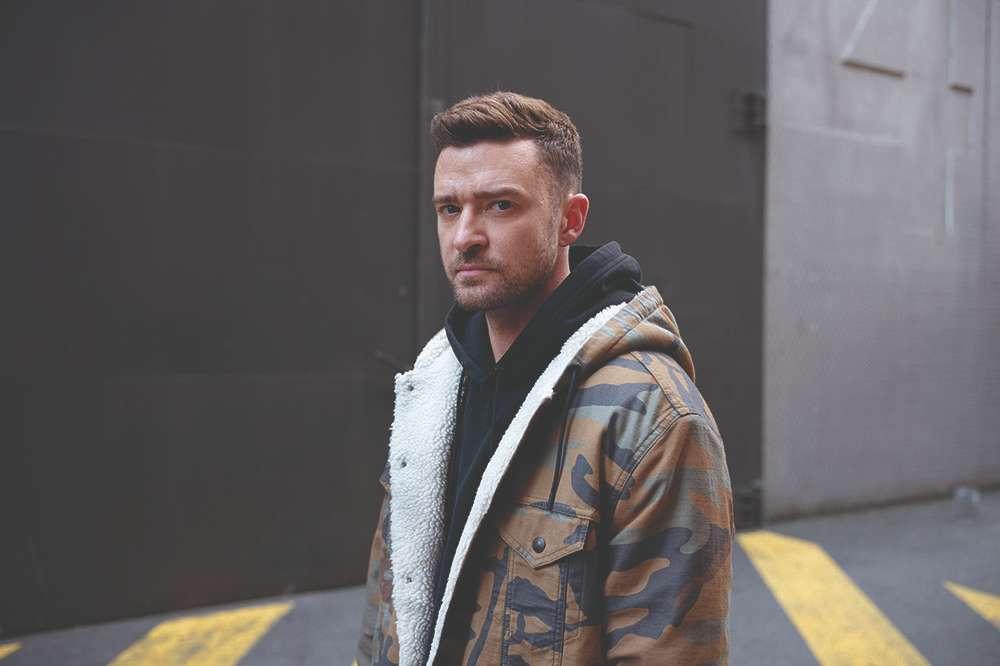 thương hiệu Levi's kết hợp cùng Justin Timberlake trong BST Fresh Leaves 2