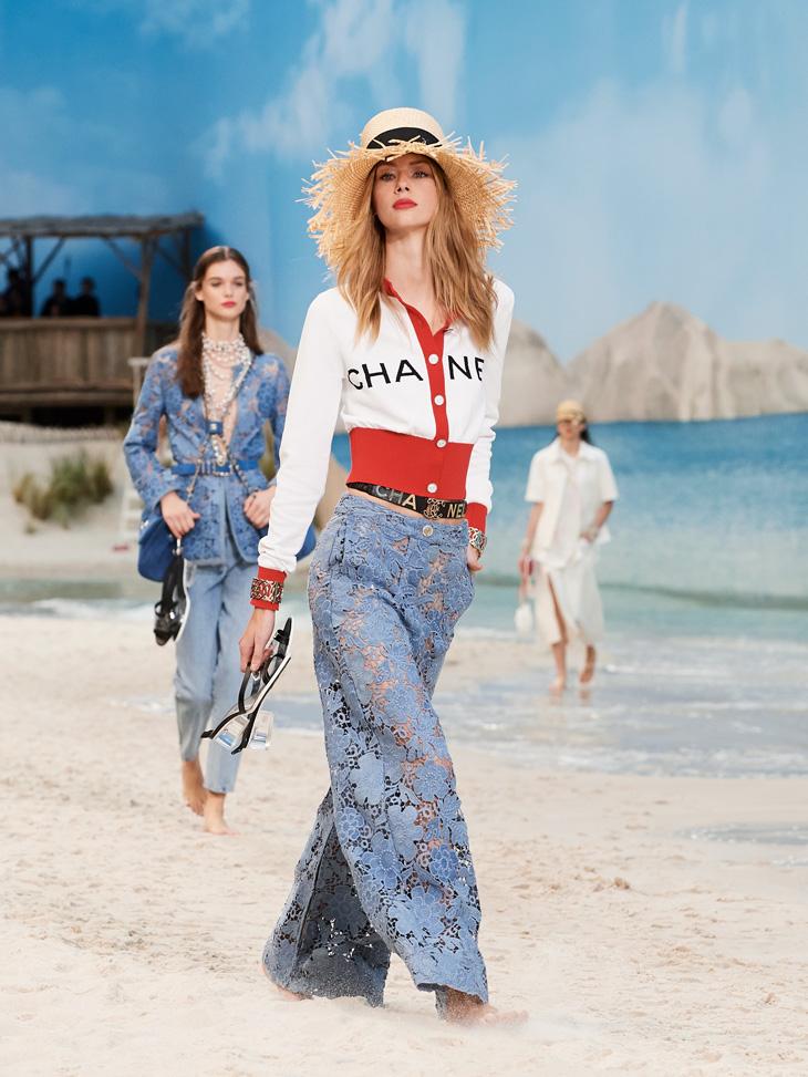 Chanel Xuân - Hè 2019 7