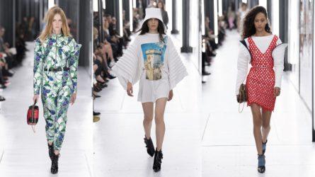 Bộ sưu tập Louis Vuitton Xuân – Hè 2019: Tương lai của thời trang