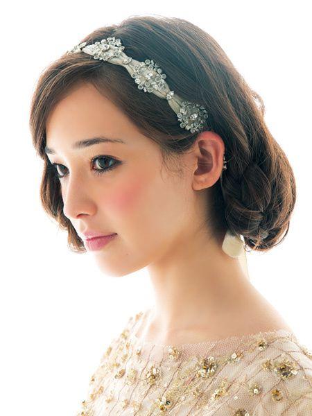 cô dâu tóc ngắn 14