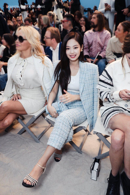 Dàn sao quốc tế tại buổi trình diễn Chanel Xuân - Hè 2019 2