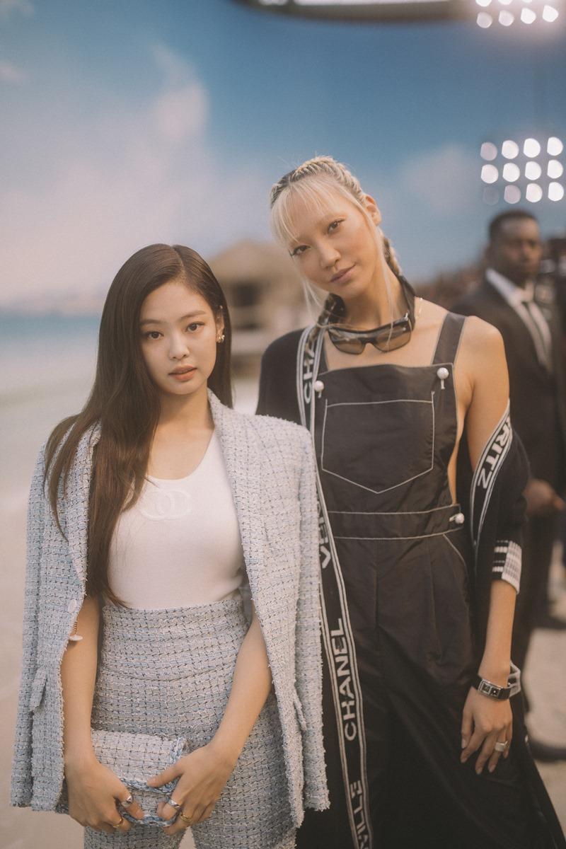 Dàn sao quốc tế tại buổi trình diễn Chanel Xuân - Hè 2019 3