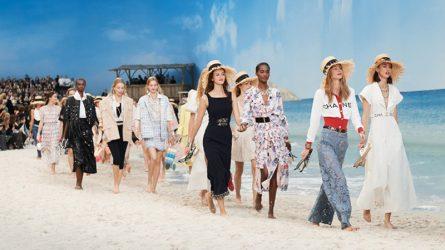 Chanel Xuân - Hè 2019: Chanel By The Sea! Bờ biển thời trang vẫy gọi!