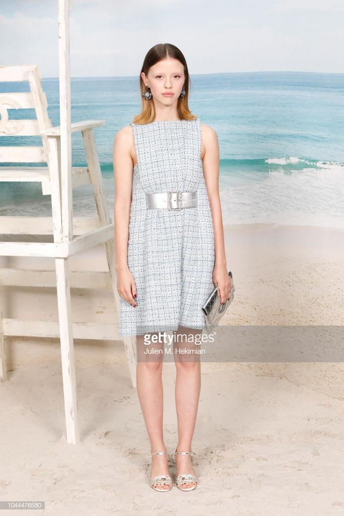 Dàn sao quốc tế tại buổi trình diễn Chanel Xuân - Hè 2019 18