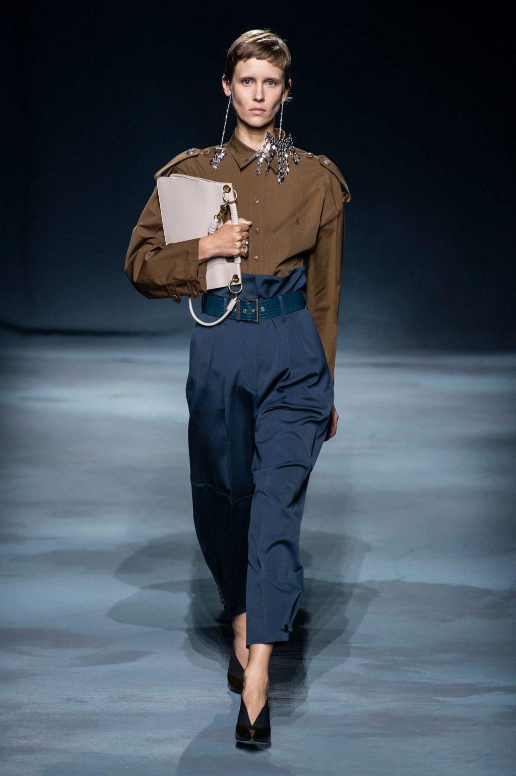 Tuần lễ thời trang Paris 2019 Givenchy