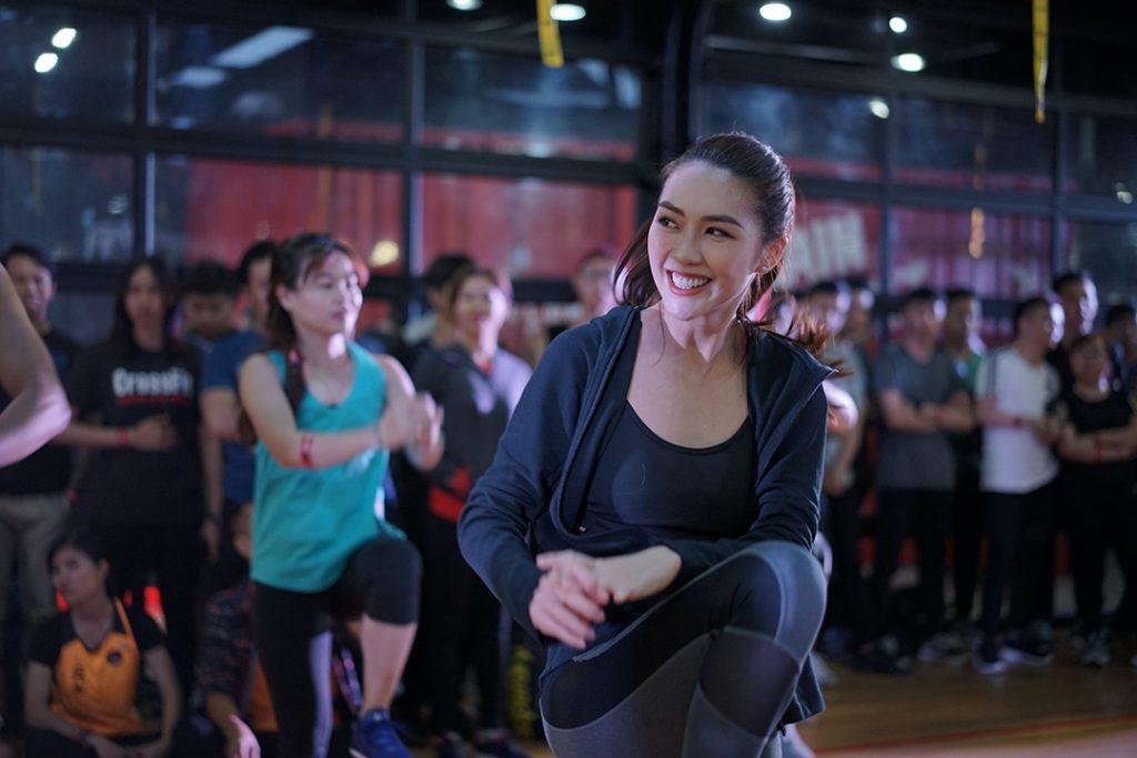 cùng Tường Linh, Lâm Vinh Hải và Kelvin Khánh thử thách hết mình tại sư kiện Reebok Fitness Playground 2018 10