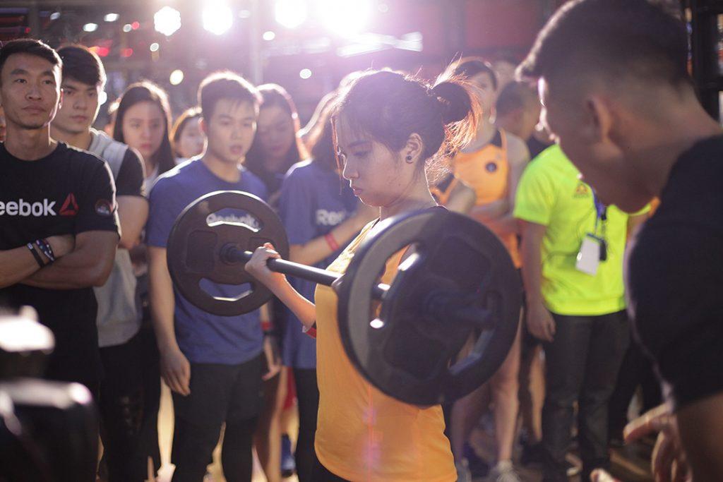 cùng Tường Linh, Lâm Vinh Hải và Kelvin Khánh thử thách hết mình tại sư kiện Reebok Fitness Playground 2018 2