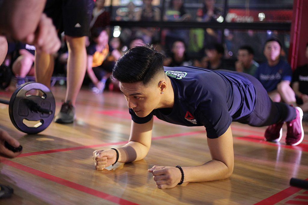 cùng Tường Linh, Lâm Vinh Hải và Kelvin Khánh thử thách hết mình tại sư kiện Reebok Fitness Playground 2018 5