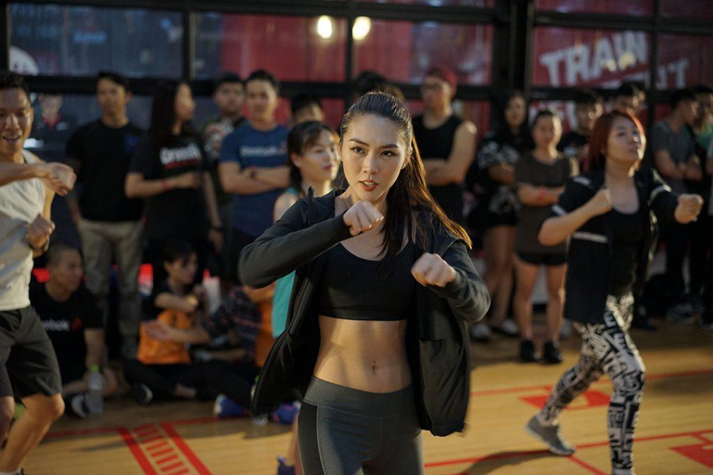 cùng Tường Linh, Lâm Vinh Hải và Kelvin Khánh thử thách hết mình tại sư kiện Reebok Fitness Playground 2018 6