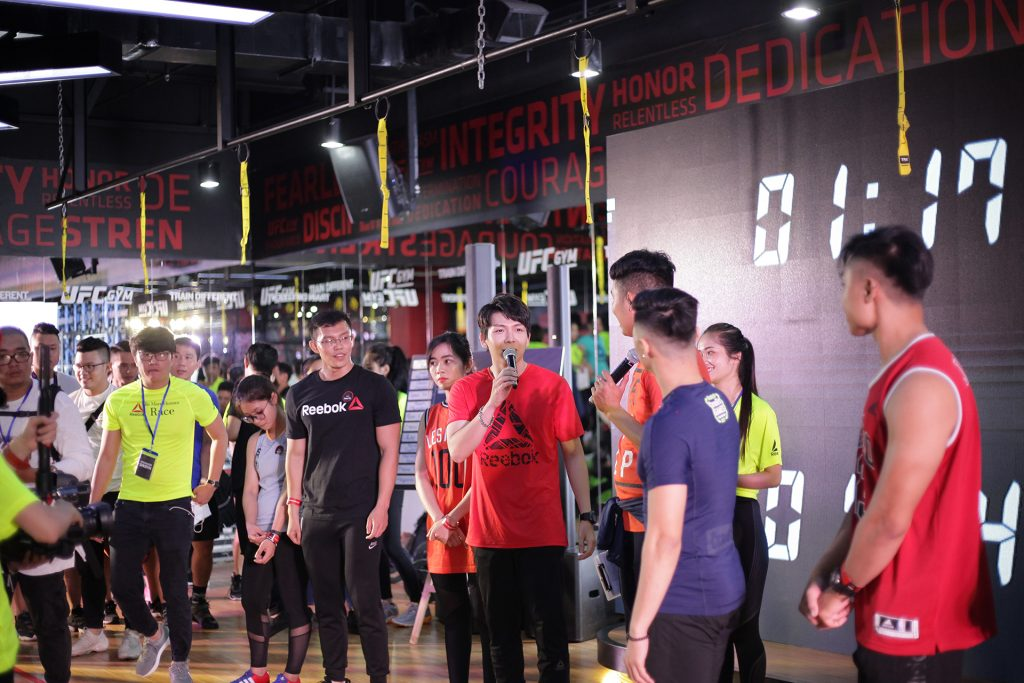 cùng Tường Linh, Lâm Vinh Hải và Kelvin Khánh thử thách hết mình tại sư kiện Reebok Fitness Playground 2018 7