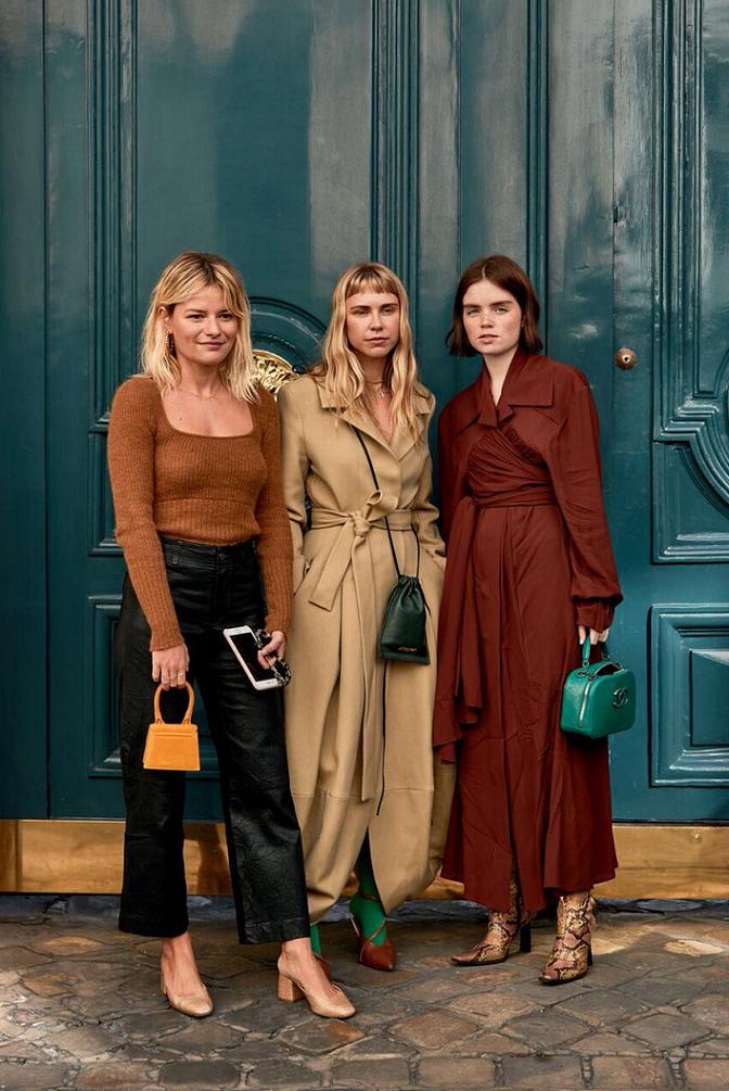 street style tuần lêc thời trang paris 8
