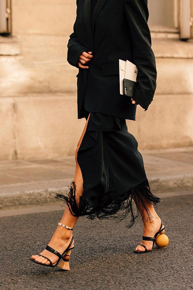 street style tuần lêc thời trang paris 19