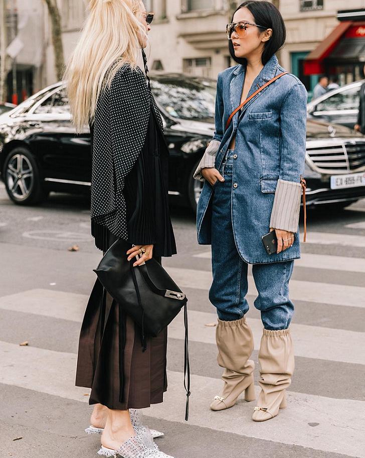 street style tuần lêc thời trang paris 20