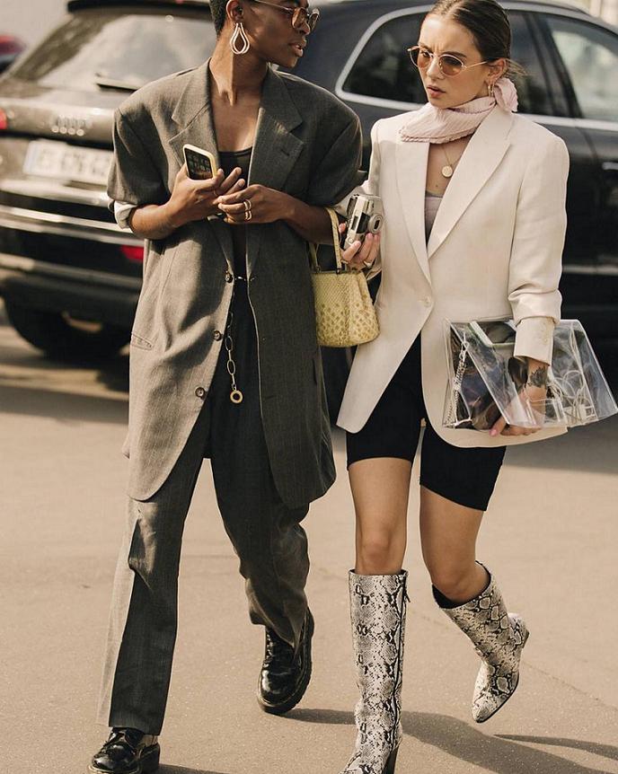 street style tuần lêc thời trang paris 22