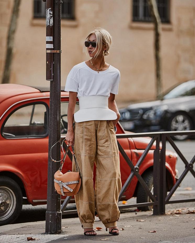 street style tuần lêc thời trang paris 15