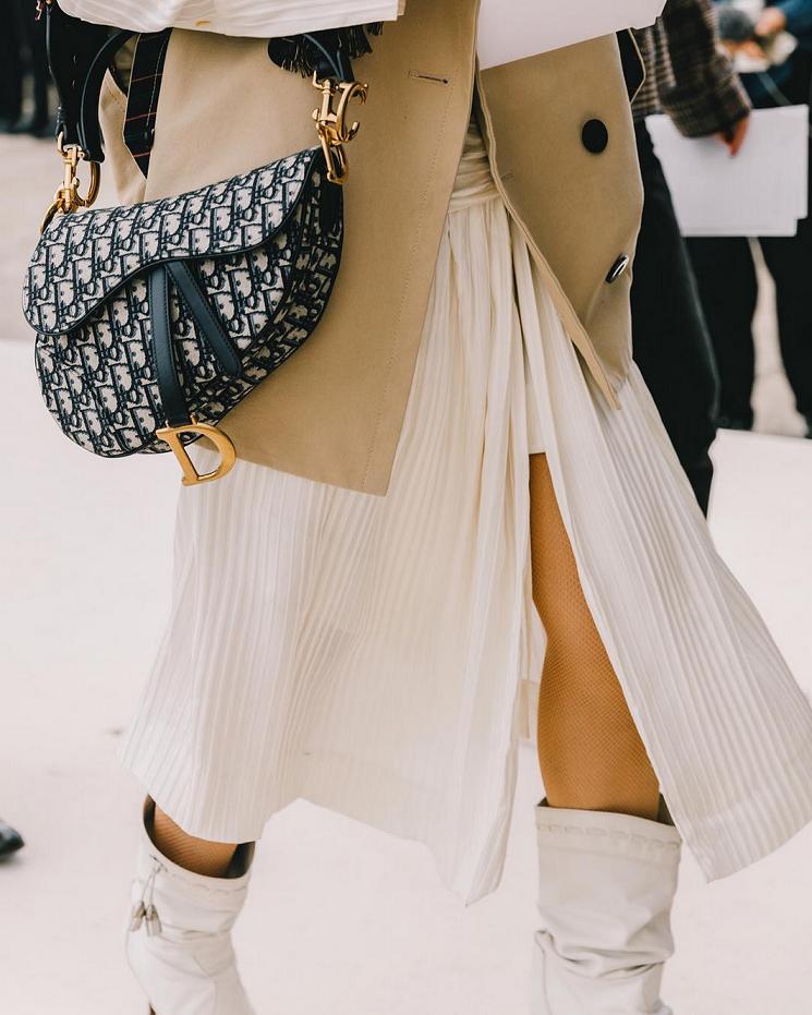 street style tuần lêc thời trang paris 10