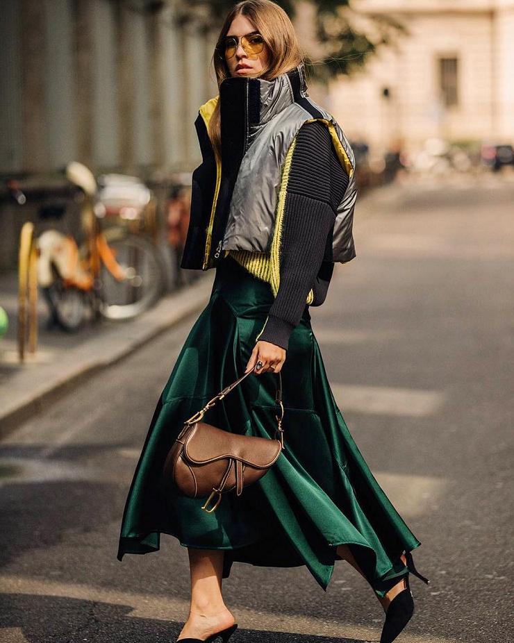 street style tuần lêc thời trang paris 11