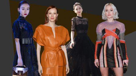 Sự đổ bộ của dàn sao quốc tế tại Tuần lễ Thời trang Paris 2019