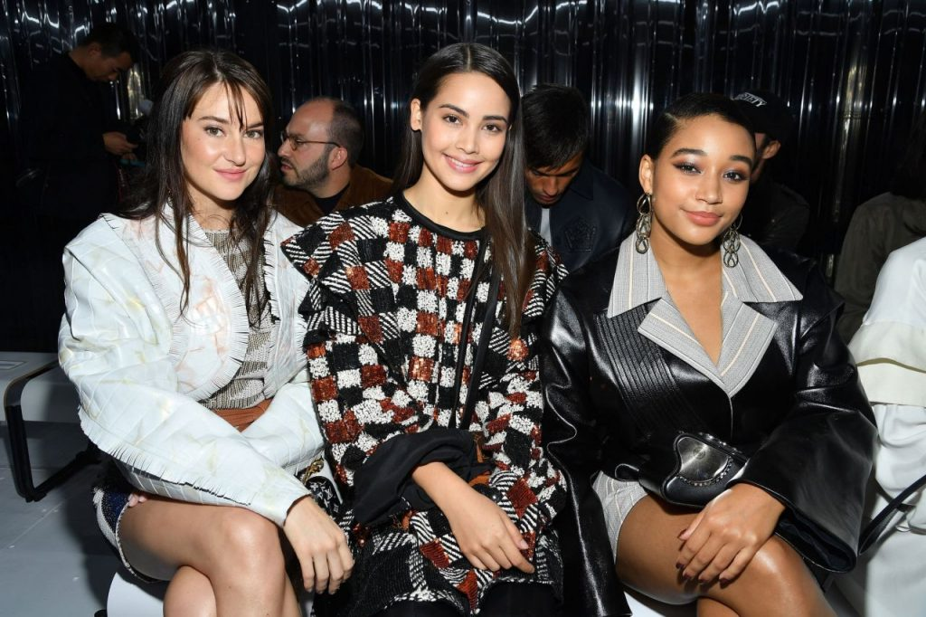 sao quốc tế tại tuần lễ thời trang paris 2019 29